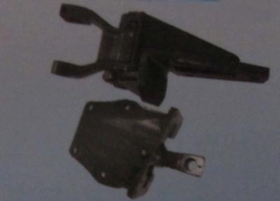 中国重汽板簧吊耳支架总成